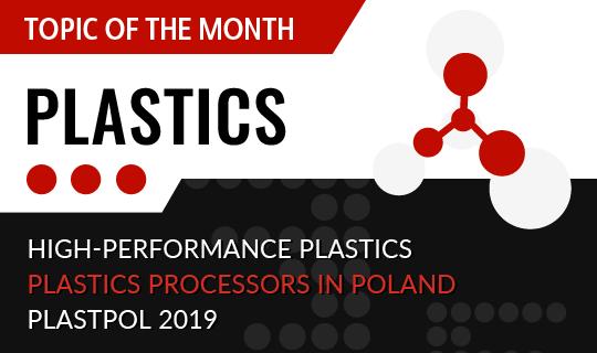 Topic of the month: Plastics