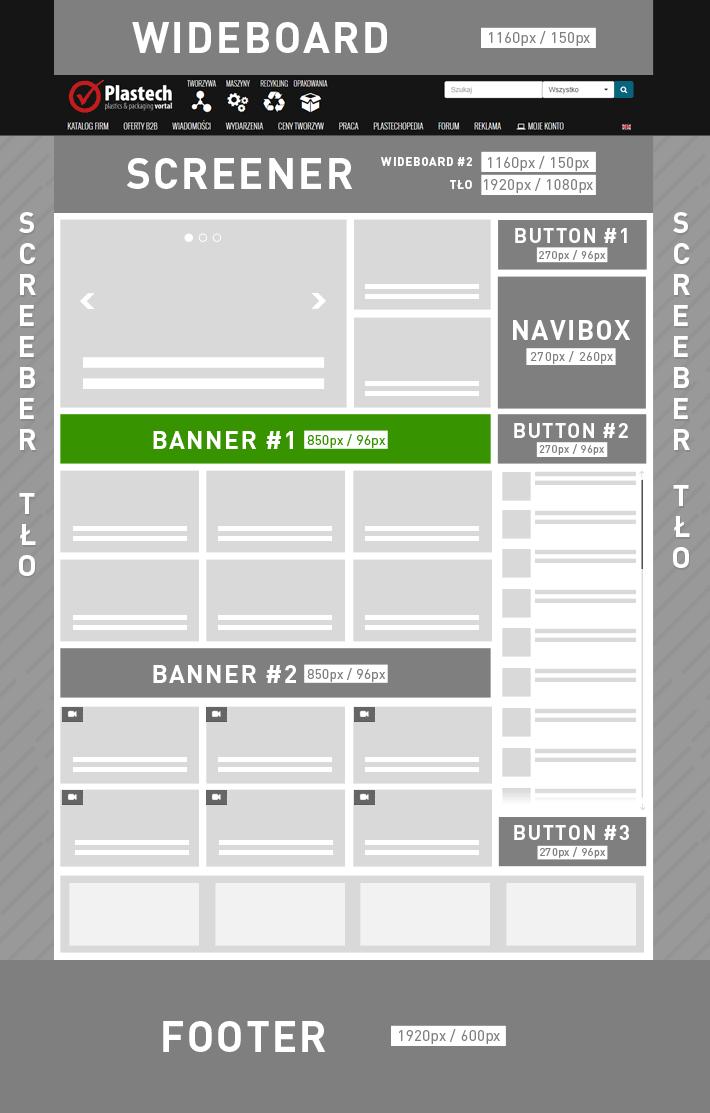 Reklama banerowa - Banner