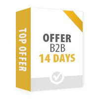 Top  B2B Offer - 2 weeks