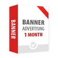 Banner #1 - 1 month