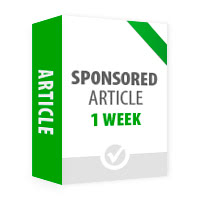 Sponsored article - 1 week