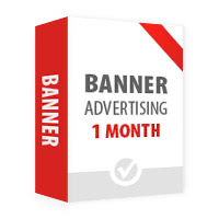 Banner #2 - 1 month