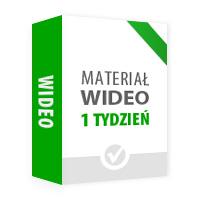 Realizacja i publikacja materiału wideo