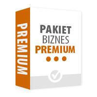 Wpis Biznes Premium w Katalogu Firm - 1 rok