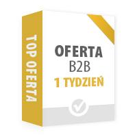 Top Oferta B2B - 1 tydzień