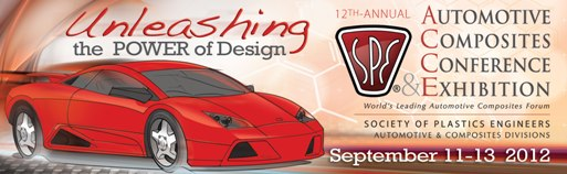Automotive Composites Conference & Exhibition; unleashing the Power of Design