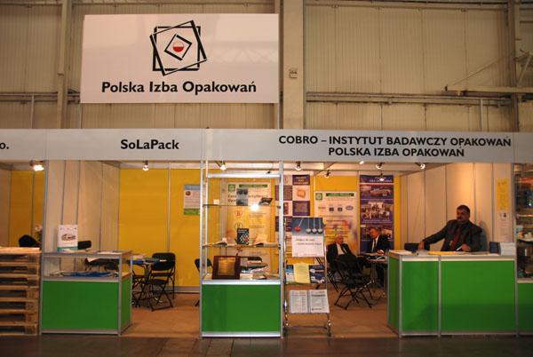 Polska Izba Opakowań na targach Pakfood 2013