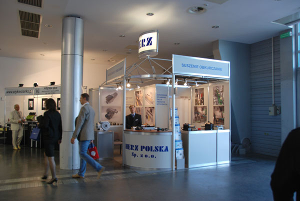 Herz Polska na targach Pakfood 2013