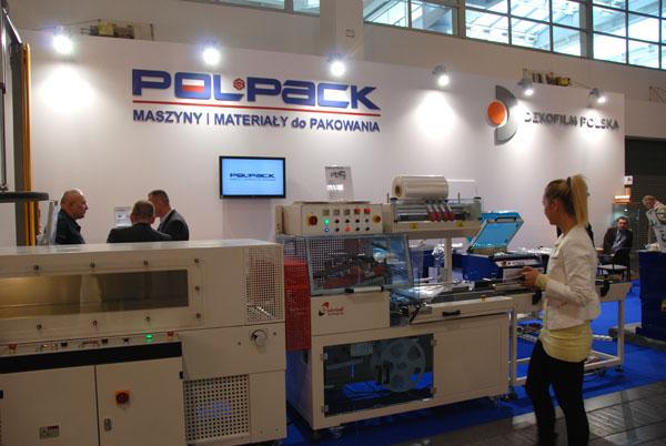 Polpack na targach Pakfood 2013