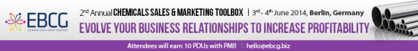 Chemical Sales & Marketing Toolbox 2014