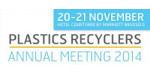 Plastics Recyclers Europe Annual Meeting 2014