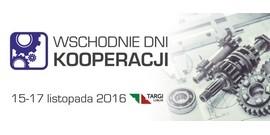 Wschodnie Dni Kooperacji 2016