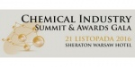 Chemical Industry Summit & Awards Gala 2016