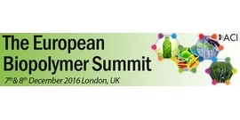 European Biopolymer Summit 2016