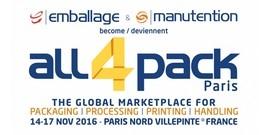 All4Pack Paris 2018