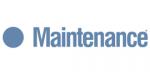 Maintenance 2018