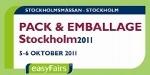 Pack & Emballage Stockholm 2011