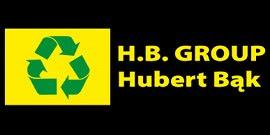 Logo H.B. Group Hubert Bąk