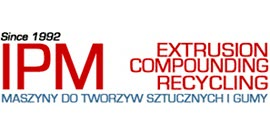 Logo IPM - Extrusion Compounding Recycling