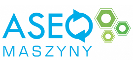 Logo ASEO Maszyny Sp. z o.o.