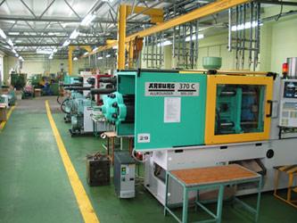 Spółdzielnia Inwalidów PRZYJAŹŃ - thermal plastics processing including