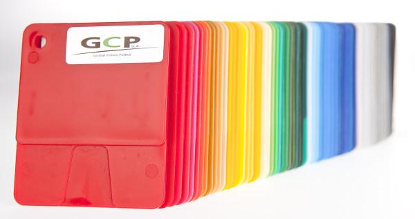 koncentraty barwiące gcp