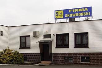 Firma Skowroński - granulaty PVC