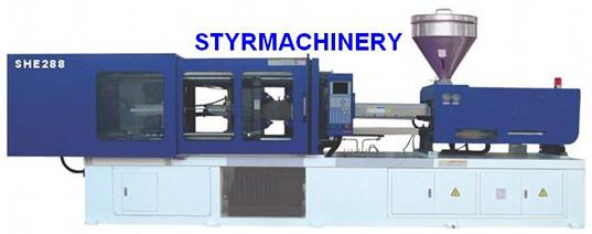 wtryskarka do produkcji wyrobów styropianowych