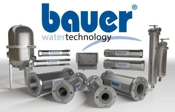 system uzdatniania wody bauer