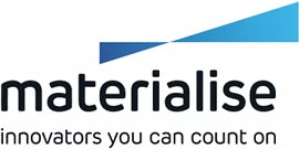 Logo Materialise S.A.