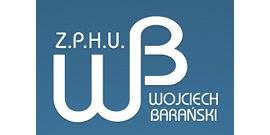 Logo Zakład Produkcyjno Handlowo Usługowy Wojciech Barański