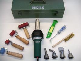 Herz - zgrzewarki do tworzyw sztucznych