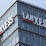 Lanxess at Fakuma 2015