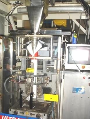 Maszyna pakująca Sandiacre TG 250