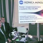 """Relacja z seminarium """"Kolor na życzenie"""" firmy Konica Minolta"""