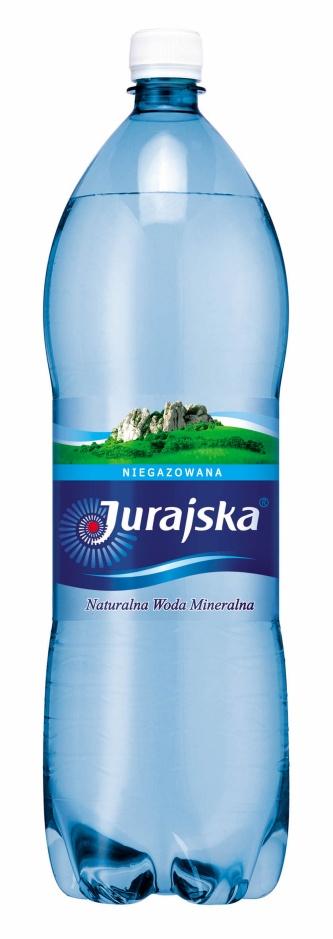butelka PET firmy Jurajska