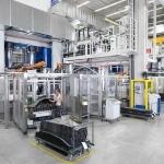 HP-RTM technology to produce carbon-fiber composites