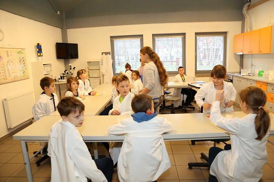 laboratorium - humanitarium