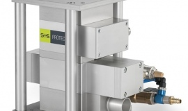 Sesotec metal detectors for pharmaceutical packaging industry