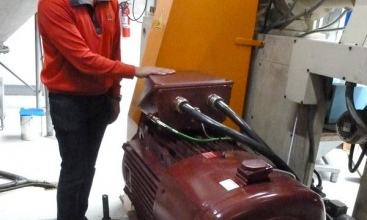 Jak zmniejszyć zużycie energii przez wytłaczarki?