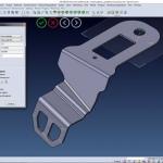 Analiza części i projektowanie taśmy w VISI
