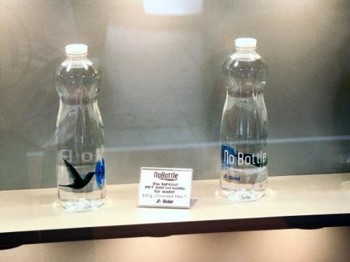 NoBottle - niezwykła butelka koncernu Sidel