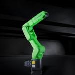 Nowy model zielonego robota współpracującego FANUC