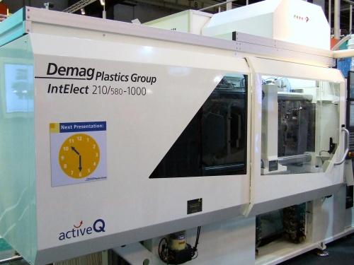 Demag Plastics Group na targach K2007