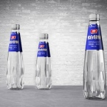 P.E.T. Engineering presented packaging for Chinese mineral water