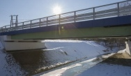 Pierwszy polski most drogowy z kompozytów FRP
