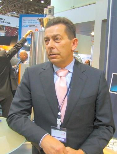 Jacek Dobrzyński, szef firmy Plast Line
