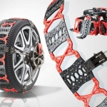Snow chains with thermoplastic polyurethane from BASF