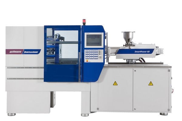 SmartPower 60/210 – the servo-hydraulic machine