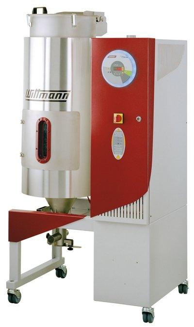 Drymax Aton segmented wheel dryer